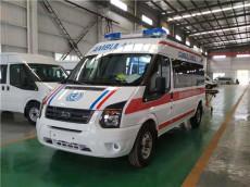 江铃福特V348客运版监护型医疗救护车价格