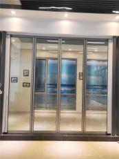 墨高門窗供應窄邊折疊門完美的隔斷室內空間