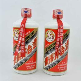 永州茅台酒回收97年茅台酒回收实时报价