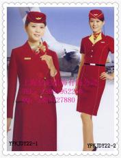 高鐵空乘羊毛呢外套大衣定做 東航空姐呢子