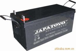 JAPATOYO蓄电池6GFM34 12V34AH储能电池