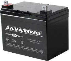 JAPATOYO蓄电池6GFM80 12V80AH产品生产