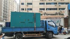 樟木頭本地臨時柴油發電機出租價格