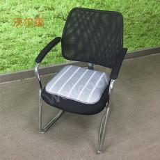 涤纶减压透气防滑纯3D坐垫