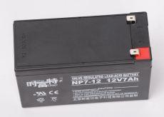 时福特蓄电池产品规格