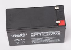 时福特蓄电池12v-7AH技术参数