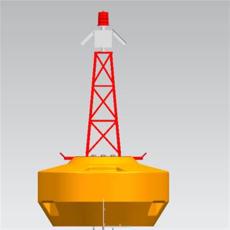 水域通航浮标海上柱形浮标厂家批发