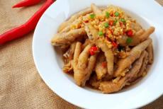 欽州港泰國雞爪進口怎么付匯