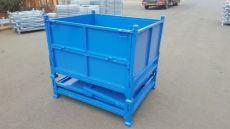 金属零件盒周转箱物料盒螺丝盒配件箱铁筐