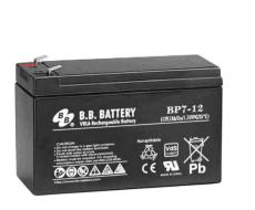 BB美美蓄電池BP7-12 12V7AH太陽能系統