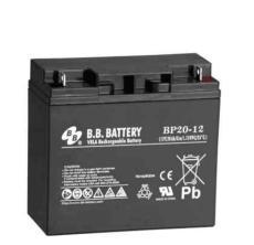 BB美美蓄電池BP20-12 12V20AH工具電源