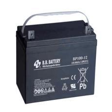 BB美美蓄電池BP100-12 12V100AH數據中心