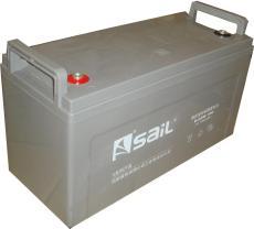 風帆蓄電池6-GFM-17 12V17AH穩定電網