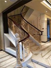 金屬樓梯扶手