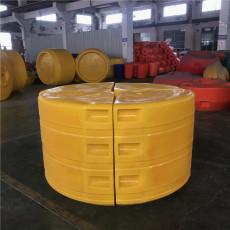 水面桶形浮标3米组合式塑料航标加工