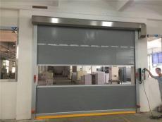 廣州黃浦PVC快速卷簾 門工業提升門