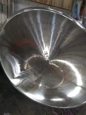 山东304不锈钢锥形封头 不锈钢管帽价格行情