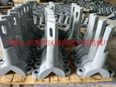 福建鐵拓機械LB2000型瀝青站攪拌機葉片襯板
