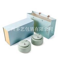 傳統中國風高檔精品定制茶具折疊包裝禮盒