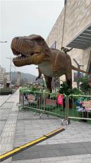 动态恐龙模型出租吊炸天恐龙模型租赁