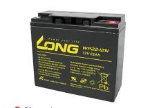 LONG免维护蓄电池WP14-12 12V14AH安防系统