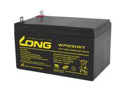 台湾广隆铅酸蓄电池WP5-12 12V5AH储能系列
