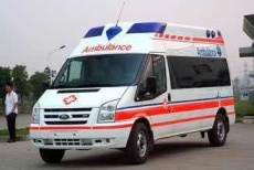 雅安长途120救护车出租报价欢迎来电