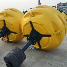 內河單點系泊浮筒碼頭錨泊浮標加工