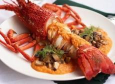 菲律宾龙虾进口标签设计