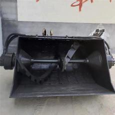 洗沙专用搅拌斗装载机 新型铲斗洗沙机