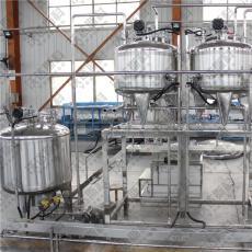黄油生产设备 炼乳生产线 奶油制作工艺
