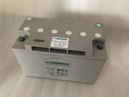 HOPPECKE蓄电池SB12V60 12V63AH质保三年