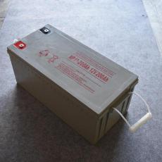 升能蓄电池技术参数