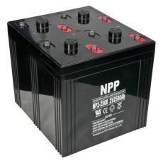 耐普储能蓄电池2v3000ah 胶体免维护电池