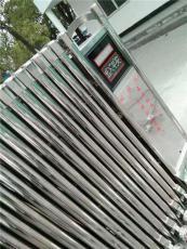 厂家热销 上海优质不锈钢伸缩门安装厂家