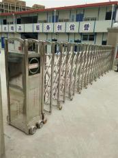 上海电动伸缩门安装 上海不锈钢伸缩门厂家