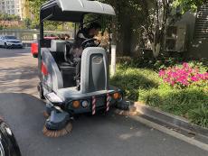 工廠道路保潔用桂林自動掃地車便捷1900款