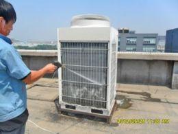 门头沟清水空调移机价格 安装空调步骤