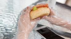 一次性食品级低压薄膜手套厂家