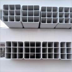 PVC四孔栅格管 格栅式通信管