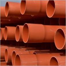 河北CPVC电力管 橘红电缆护套管 生产厂家