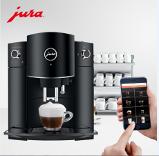 JURA/優瑞咖啡機總代理 優瑞D6咖啡機