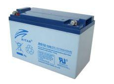 瑞达蓄电池FT12-55G免维护通用