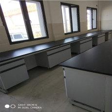 钢木实验室边台化验室钢制工作台
