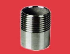 不锈钢半截丝管件