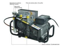 科爾奇MCH6/EM高壓空氣壓縮機/充氣泵