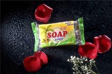 右说洗衣皂 透明皂 洁净清香220g