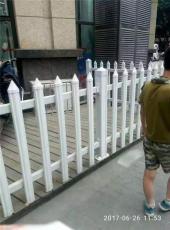 甘肅嘉峪關PVC塑鋼塑膠圍墻草坪欄桿圍欄