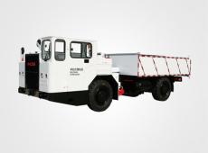 煤矿无轨胶轮车保护柴油机车保护装置