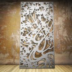 雕花鋁單板外墻裝飾鏤空鋁單板